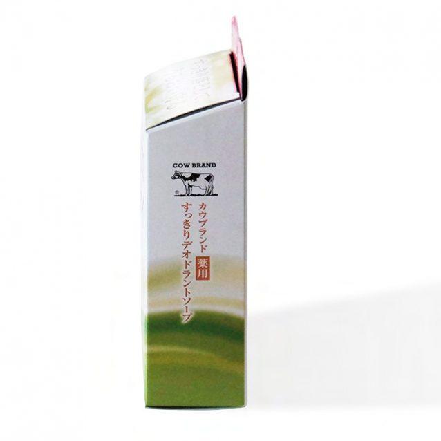 牛乳石鹸 薬用すっきりデオドラントソープ04