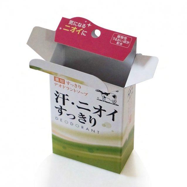 牛乳石鹸 薬用すっきりデオドラントソープ05